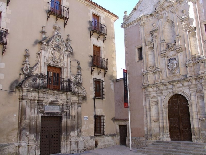 Plaza de la Merced. Foto: CVC Instituto Cervantes